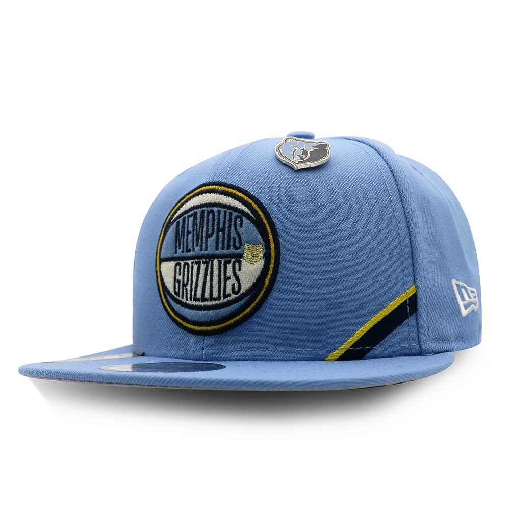 New Era 950 NBA DRAFT 棒球帽 灰熊隊