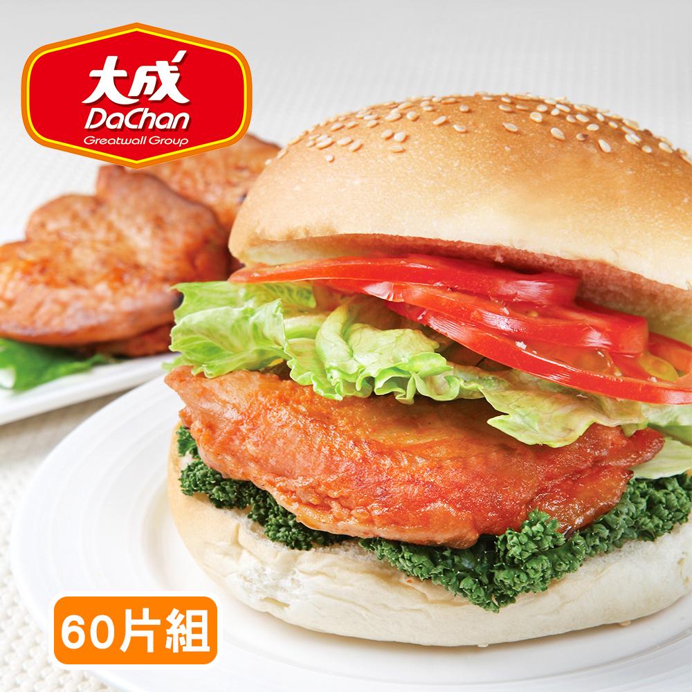 大成美式醬燒雞烤排 60片組(900g/包/共4包)