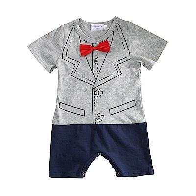 寶寶短袖連身衣 k51167 魔法Baby