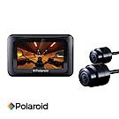 寶麗萊 Polaroid 蜂鷹 MS276WG SONY感光 機車雙鏡頭行車紀錄器
