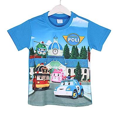 POLI波力短袖T恤 k50387 魔法Baby
