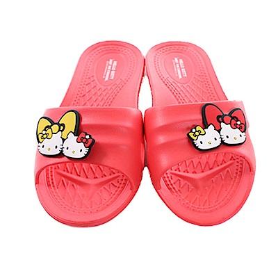 Hello kitty授權正版防滑拖鞋 sk0532 魔法Baby