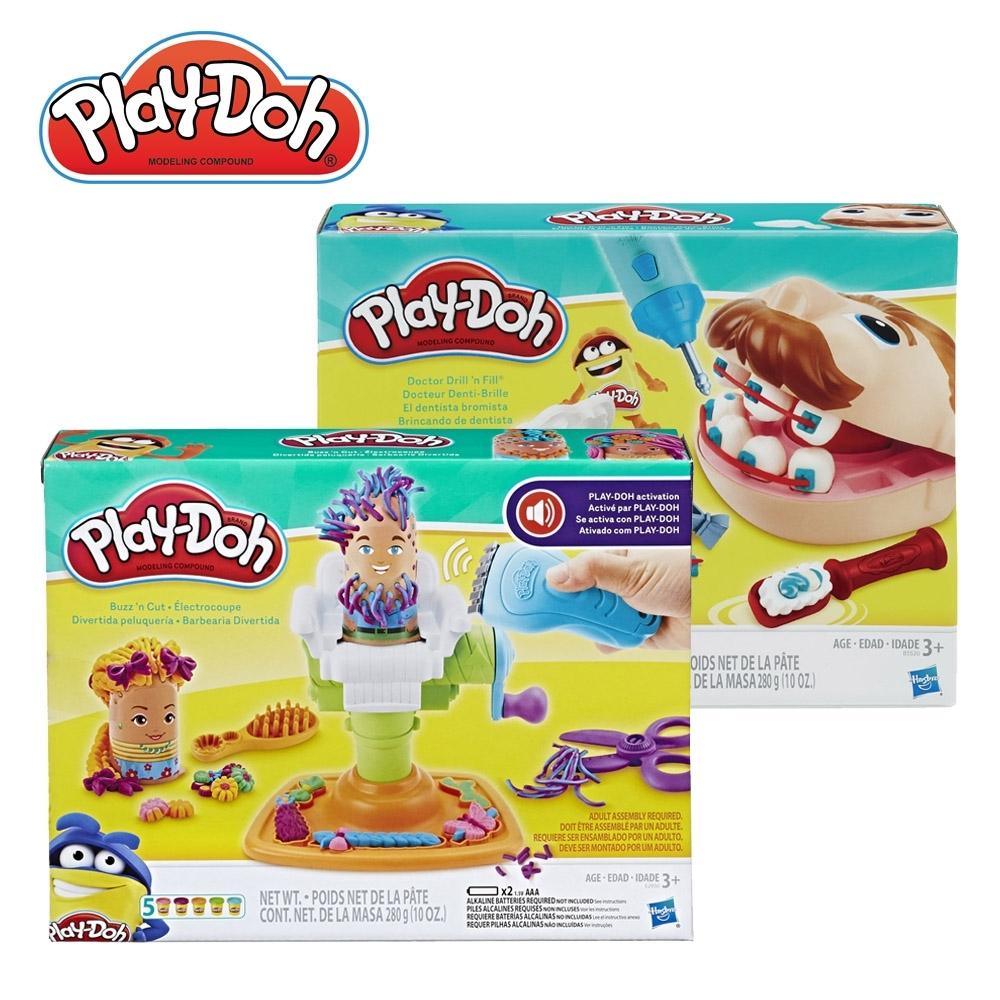 [時時樂限定] Play-Doh 培樂多-新天才小牙醫