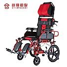 必翔銀髮 高背躺式看護輪椅-PH-185B(未滅菌)