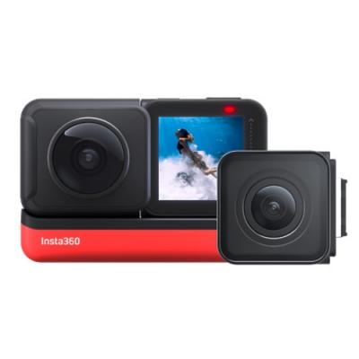 Insta360 ONE R 雙鏡頭套裝組 運動攝影機(公司貨)