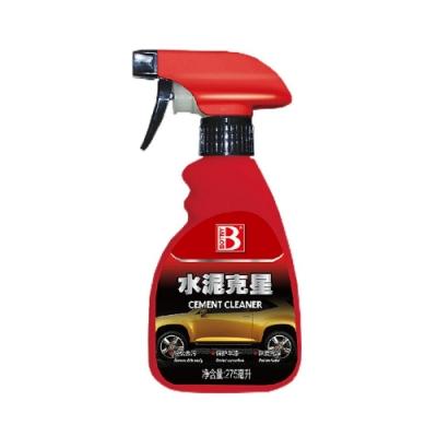 【BOTNY汽車/居家】水泥剋星275ML 溶解水泥砂 洗車 清潔 打蠟 水泥 泥砂 泥沙