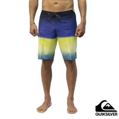 【QUIKSILVER】SURFSILK SLAB 20 衝浪褲 藍色