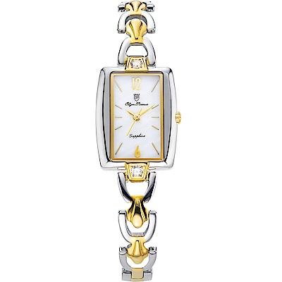 Olym Pianus 奧柏表 魅戀風采晶鑽腕錶   2469LSK