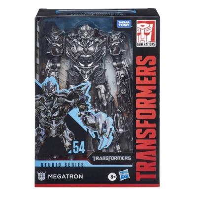 【孩之寶 Hasbro 】正版現貨 變形金剛 巡弋戰將 V級 SS-54 密卡登 Megatron
