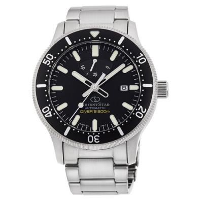 Orient Star 東方之星 潛水錶 機械錶(RE-AU0301B)黑/43.6mm