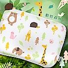 Air護頭型3D嬰兒枕-動物森林