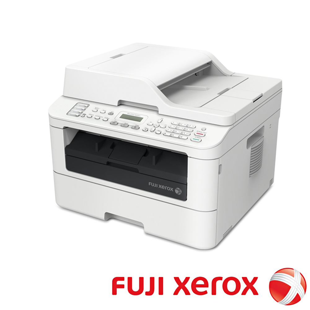 Fujixerox M225z 四合一黑白無線雷射傳真事務機