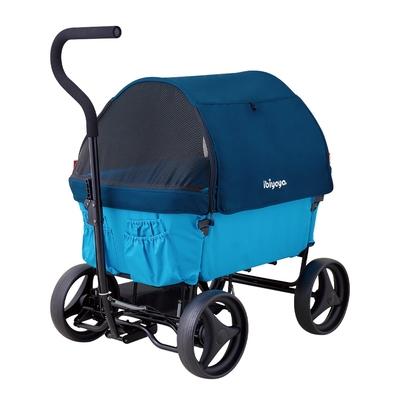 IBIYAYA依比呀呀-FS2130 拖拉庫旅行拖拉車-湛藍