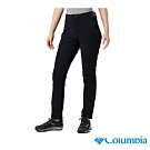 Columbia 哥倫比亞 女款- Omni Shield防潑防曬50長褲-黑色