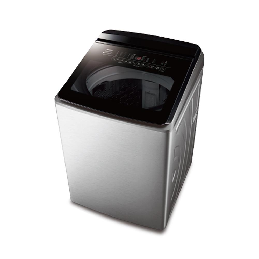 Panasonic國際牌 20公斤 變頻直立式洗衣機-NA-V200KBS-S