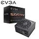 EVGA 艾維克 BV 500W 80plus 銅牌 五年保固 電源供應器 product thumbnail 1