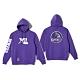 New Era x XLARGE x NBA 連帽T恤 湖人隊 紫 product thumbnail 1