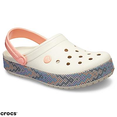 Crocs 卡駱馳 (中性鞋) 卡駱班炫彩克駱格 205166-1AS