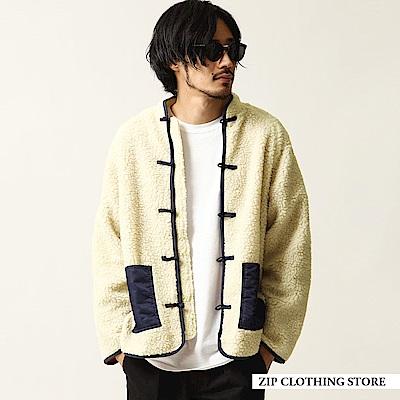仿羊絨布勞森外套6色ZIP日本男裝