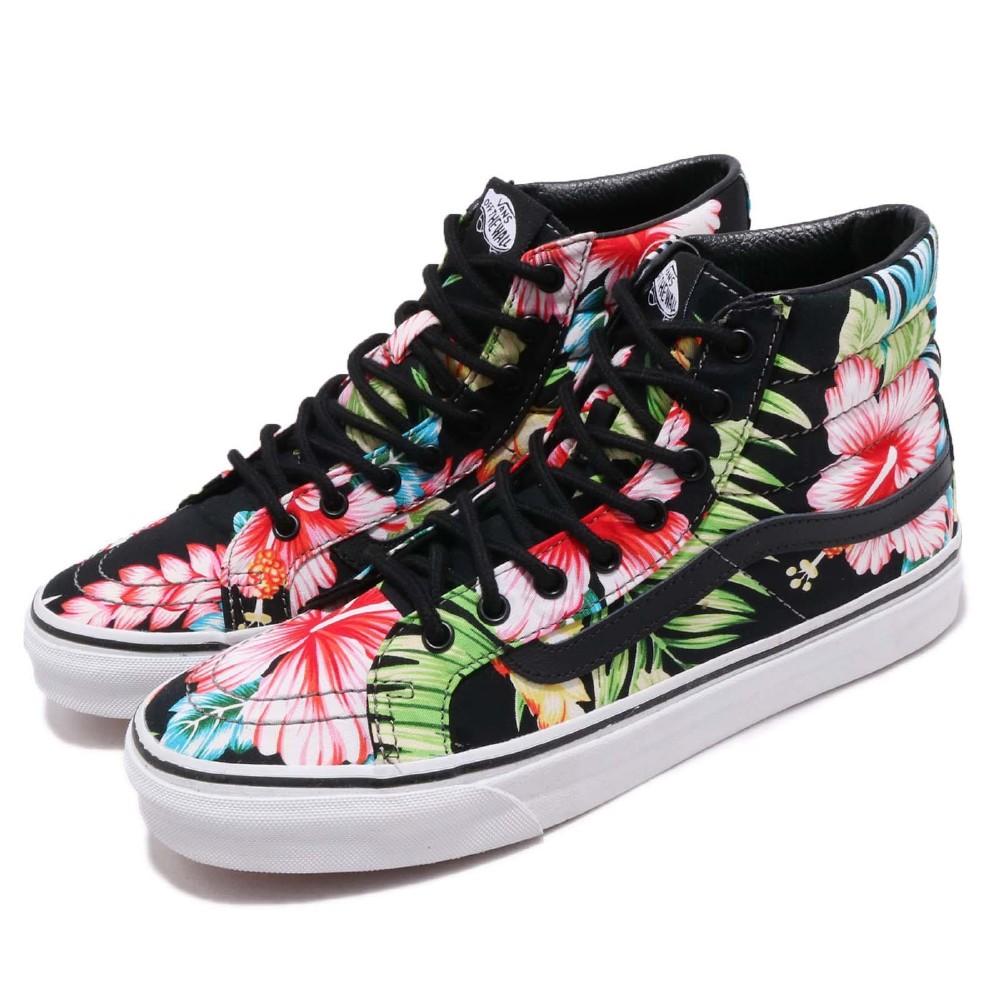 Vans 滑板鞋 SK8 Hi Slim 高筒 運動 女鞋