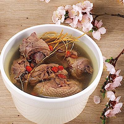 膳食家 狗尾草雞湯獨享盅420g