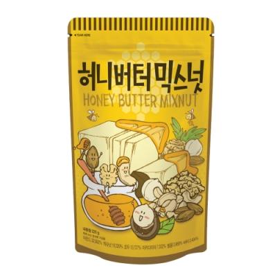 韓國Toms Gilim 綜合堅果-蜂蜜奶油味(220g)