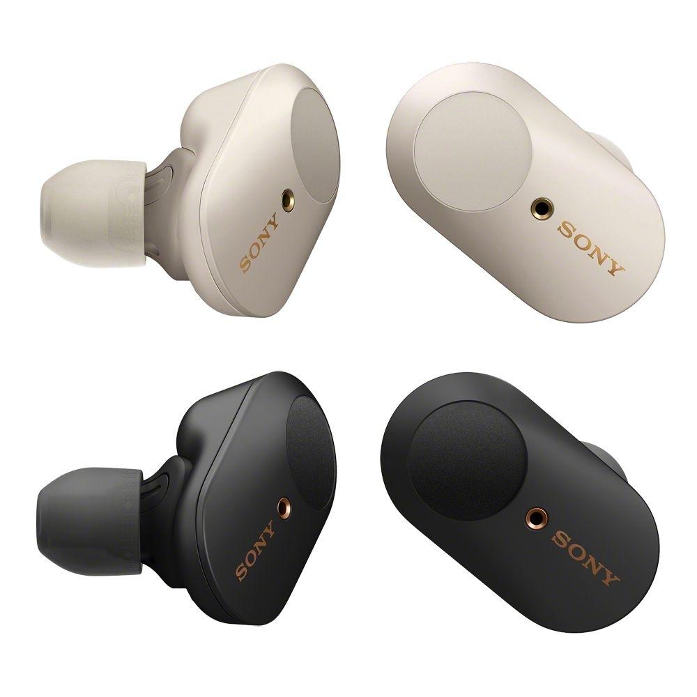 SONY WF-1000XM3真無線降噪入耳式耳機-黑色