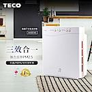 2入組!TECO東元 8坪 負離子空氣清淨機 NN2001BD
