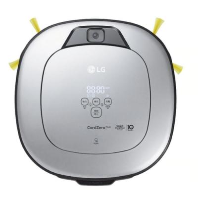 LG 樂金 CordZero WiFi濕拖清潔機器人-三眼 VR6698TWAR