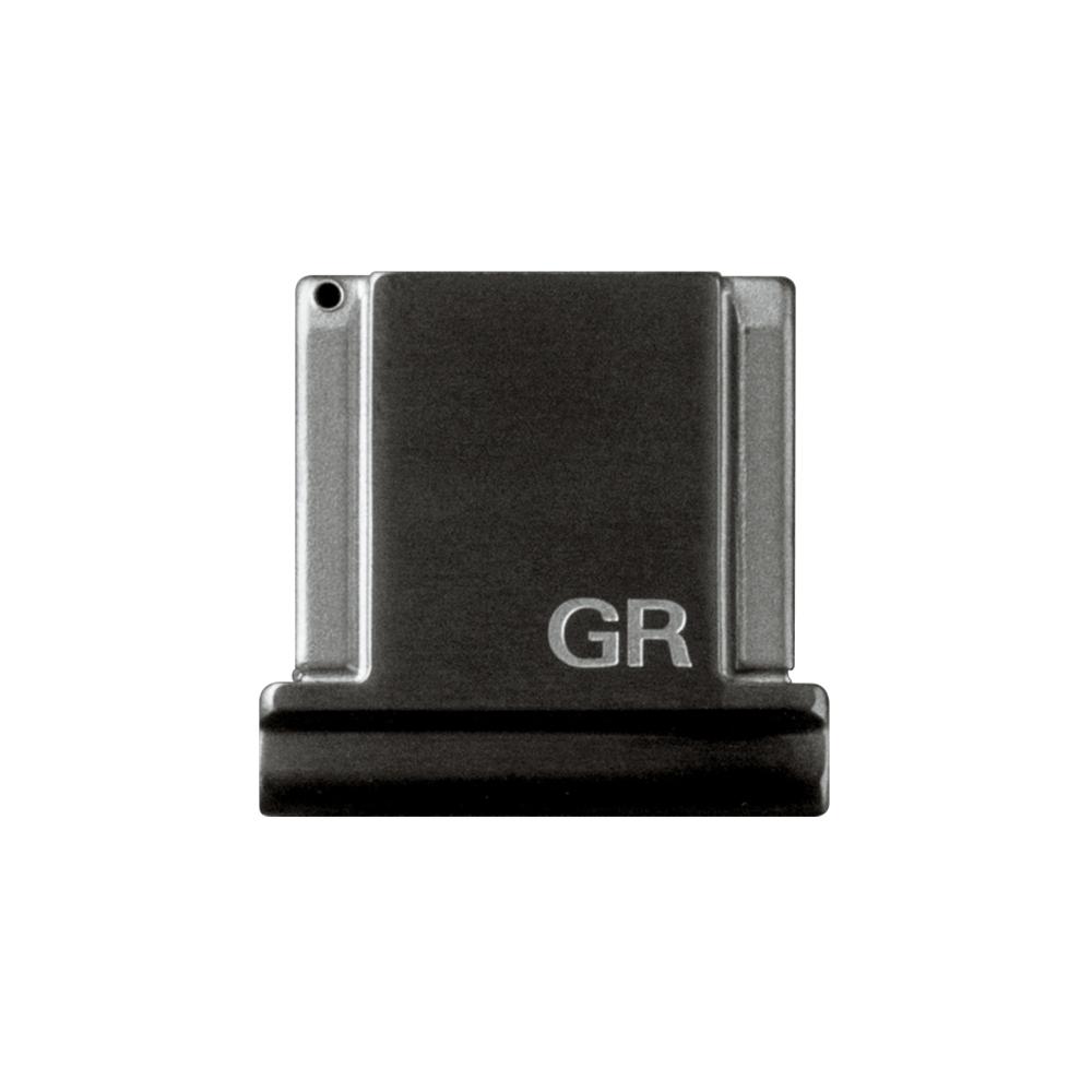 RICOH GR 金屬熱靴蓋 GK-1(金屬灰) (公司貨)