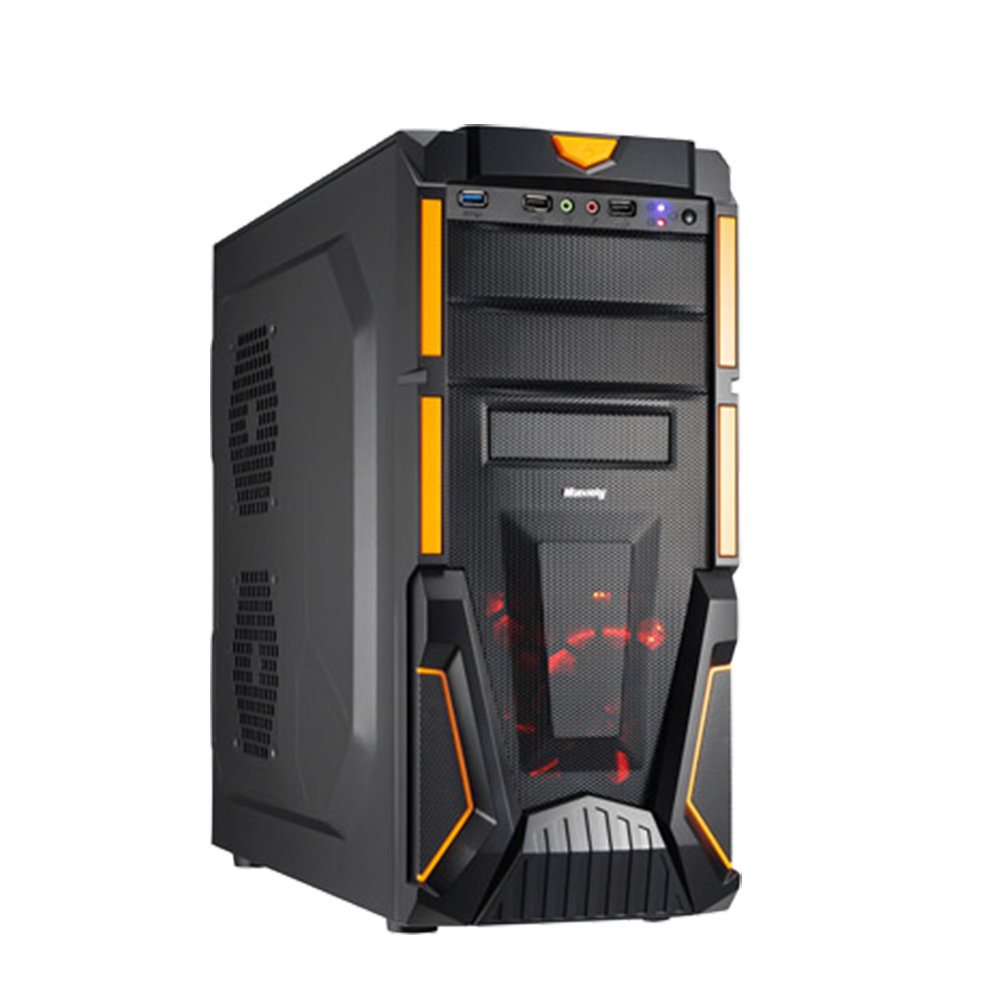 微星H310平台 i5-9400F 六核 {豪傑之勇}RTX2060高速獨顯電玩機