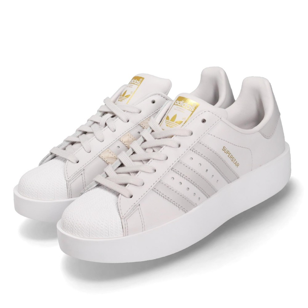 adidas 休閒鞋 Superstar Bold 穿搭 女鞋