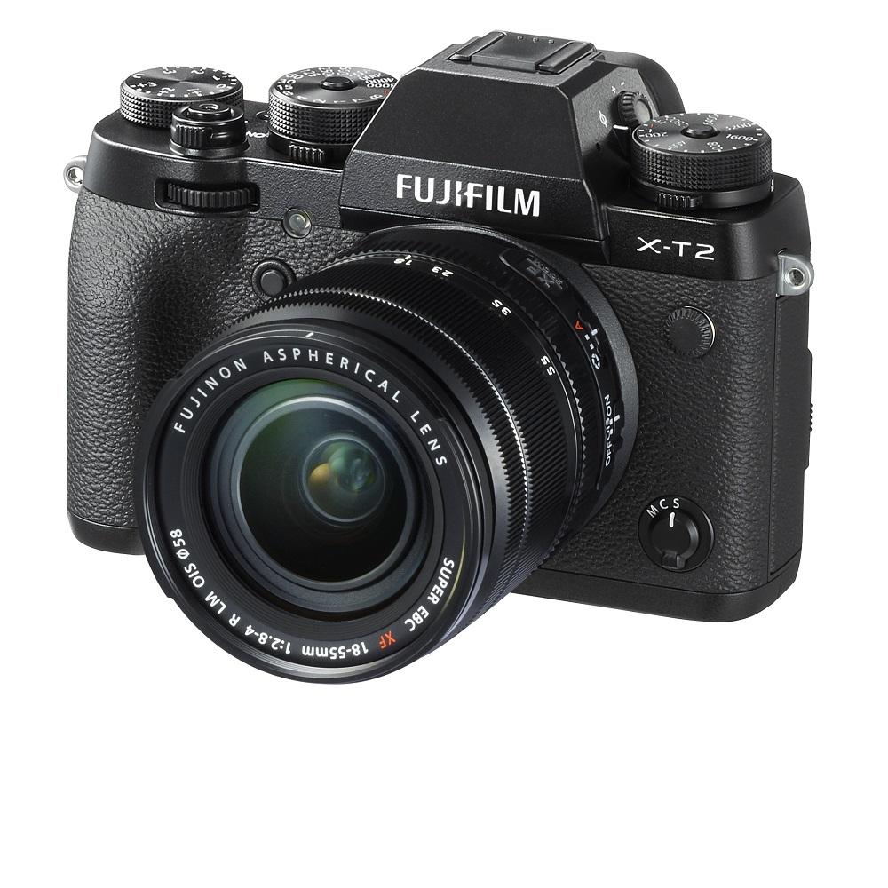 FUJIFILM X-T2 18-55mm 變焦鏡組 (中文平輸)