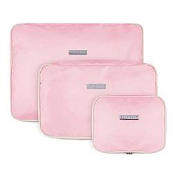 SUITSUIT Fabulous Fifties 尼龍 盥洗包套組SML-粉紅
