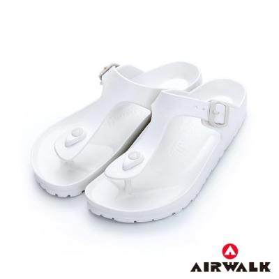 [時時樂限定] AIRWALK AB 防水輕量夾腳拖鞋-九款任選