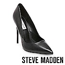 STEVE MADDEN-DAISIE 素面尖頭高跟鞋-黑色