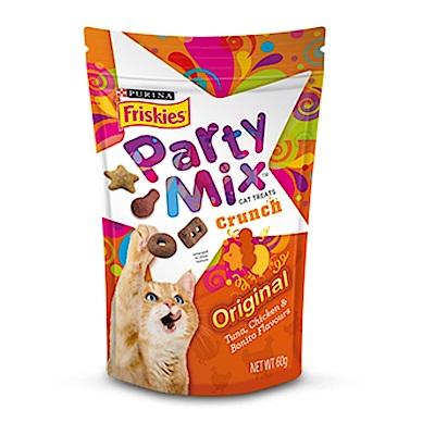 Friskies喜躍《PartyMix 香酥餅》60G 32包組