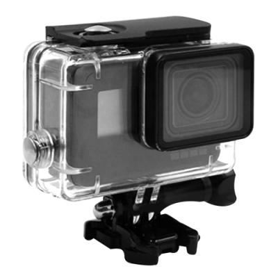 GoPro 副廠 HERO8 入門款 防水殼 防水保護殼(附活動基座)