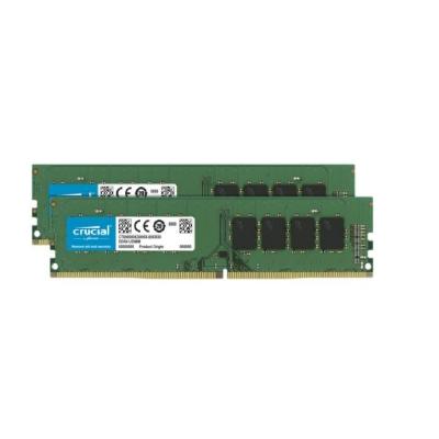 Micron Crucial DDR4 3200/16G (8G*2)雙通道 桌上型 RAM記憶體 (CT2K8G4DFRA32A)