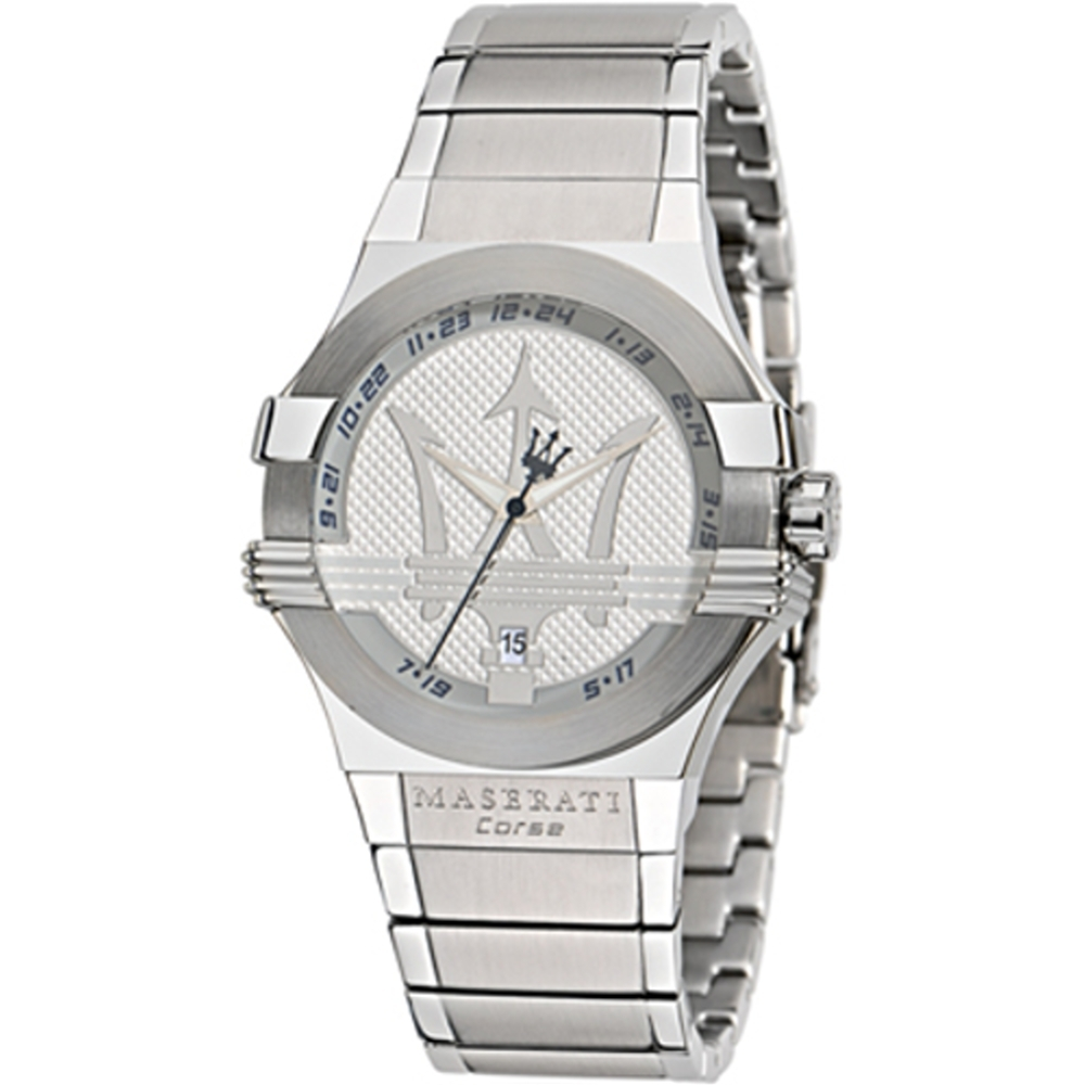 MASERATI 瑪莎拉蒂POTENZA 石英錶(R8853108002)