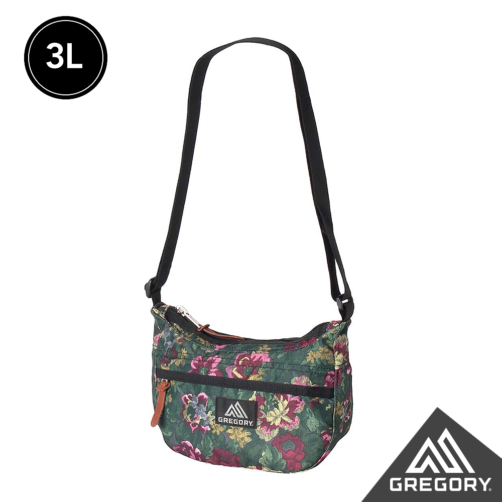 Gregory 3L TEENY SATCHEL 斜背包 花園油彩