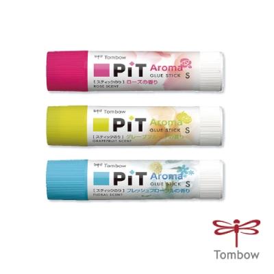 TOMBOW 蜻蜓 - 黏貼系 顯示型 香氛口紅膠 (可挑選氣味)