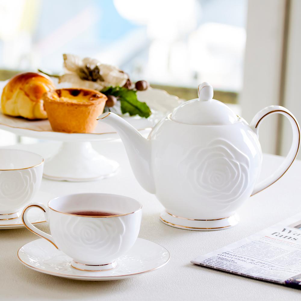 Royal Duke 典雅玫瑰英式下午茶組(典雅英式風格)