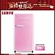 【福利品】SAMPO聲寶 歐風美型 99L直冷單門小冰箱SR-C10(P) 粉彩紅 product thumbnail 1