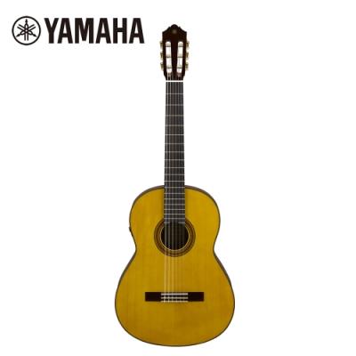 YAMAHA CG-TA 電古典吉他 原木色款