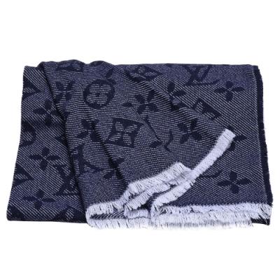 LV M73456經典MONOGRAM COZY羊毛圍巾