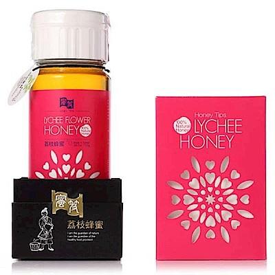 宏基蜂蜜 蜜笈系列 - 荔枝蜜(700g/瓶)