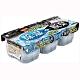 日本【ST雞仔牌】備長炭除濕脫臭盒 420mlx3盒 product thumbnail 1