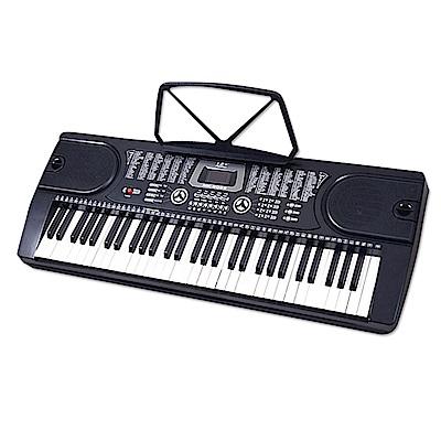 【MK-2089】61鍵兒童專用電子琴 啟蒙音感、音樂培養(麥克風連接彈唱、親子時光)