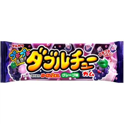 丸川製果 葡萄風味口香糖(12g)